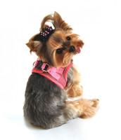 EZ Reflective Sports Mesh Harness Vest - Pink