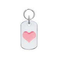 Doggie Tag with Heart