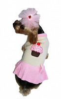 Pupcake Sweater Dress