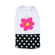PP Flower N Dot Tank