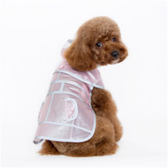 Jelly Raincoat-Pink