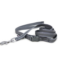 SnapGo Leash Gray