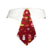 Santa Shirt Collar