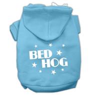 Bed Hog Screen Printed Pet Hoodies