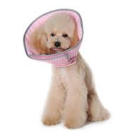 GET BETTER Soft E-Collar Dots - Pink