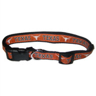 Texas Longhorns Dog Collars & Leashes