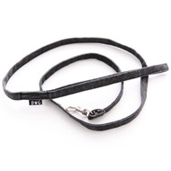 Black Denim Leash
