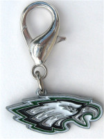 NFL Licensed Philadelphia Eagles Team Logo Charm