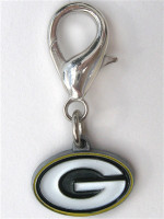 NFL Licensed Green Bay Packers Team Logo Charm