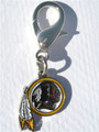 NFL Licensed Washington Redskins Team Logo Charm