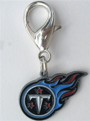 NFL Licensed Tennessee Titans Charm