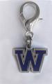 NCAA™ Licensed University of Washington Huskies Collar Charm