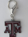 NCAA Licensed Team Charm - Texas A & M
