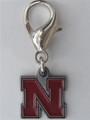 NCAA Licensed Team Charm - Nebraska Cornhuskers