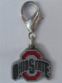 NCAA Licensed Team Charm - Ohio State Buckeyes