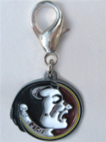 NCAA Licensed Team Charm - Florida State Seminoles