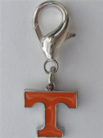 NCAA Licensed Team Charm - University of Tennessee Volunteers