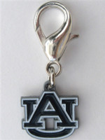 NCAA Licensed Team Charm - Auburn