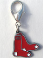 MLB™ Licensed Boston Red Sox Logo Collar Charm