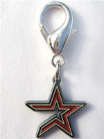 MLB™ Licensed Houston Astros Logo Collar Charm