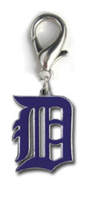 MLB™ Licensed Detroit Tigers Logo Collar Charm
