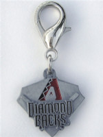 MLB™ Licensed Arizona Diamondbacks Collar Charm