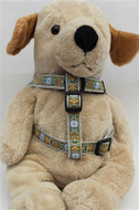 Downton Dolly Collection - Step In Harnesses All Metal Buckles