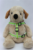Preppy in Lime Collection - Step In Harnesses All Metal Buckles
