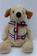 Patriotic Pooch Collection - Step In Harnesses All Metal Buckles