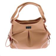 Madison Mia Michele Mocha Dog Carry Bag