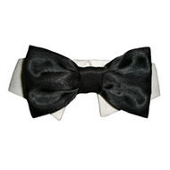 Pooch Outfitters Bow Tie Collar - Black