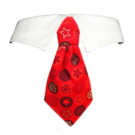 Pooch Outfitters Noel Shirt Collar