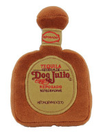 Dog Diggin Designs Dog Julio Tequila Toy