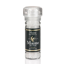 Maine Sea Salt, 3.6 oz Maine Sea Salt Solar Evaporated on the Coast of Maine.