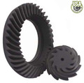 "USA standard ring & pinion gear set for Ford 8.8"" in a 3.27 ratio."