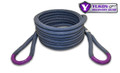 Yukon kinetic recovery rope, 7/8""
