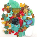Glass Bead Mix, Southwest (60 gr.)