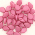 Pip Beads, Pink (Qty. 35)