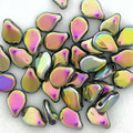 Pip Beads, Metallic Marea (Qty. 35)