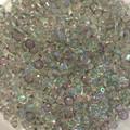 4mm Swarovski bicones - Crystal Paradise Shine (50)
