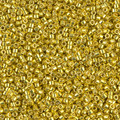 11-DB-0424, Galvanized Dark Yellow Dyed (10 gr.)
