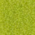 11-DB-0766, Matte Transparent Chartreuse