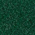 11-DB-0776, Dyed Matte Transparent Kelly Green (10 gr.)
