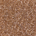 11-DB-0901, Sparkling Gold-Lined Crystal