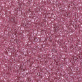 11-DB-0902, Sparkling Rose-Lined Crystal (10 gr.)