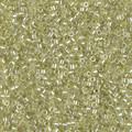 11-DB-0903, Sparkling Celery-Lined Crystal (10 gr.)