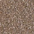 11-DB-0907, Sparkling Light Bronze-Lined Crystal (10 gr.)