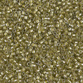 11-DB-0908, Sparkling Light Yellow-Lined Chartreuse (10 gr.)