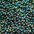 11-0462o, Metallic Olive Iris
