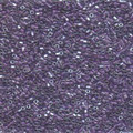 11-DBC923, Sparkling Violet Lined Crystal (Hex)